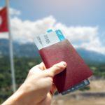 Купить билет на самолет в Турцию