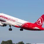 Турецкая авиакомпания AtlasGlobal начала полеты из Воронежа в Анталию