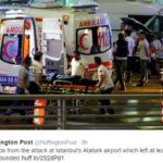 В главном аэропорту Турции совершен теракт